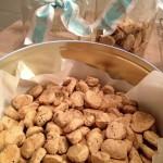 Pebernødder med lakrids