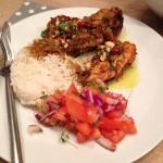 Kylling med Ras el hanout