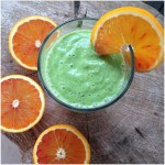 Lækker grøn smoothie
