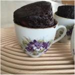 Mug cake m/ karamel