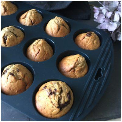 De bedste bananmuffins uden sukker