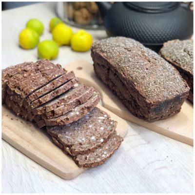 Små glutenfri rugbrød