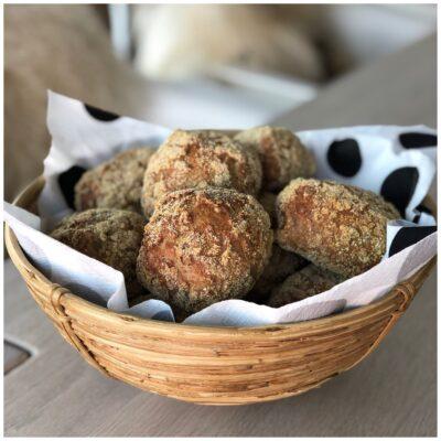Lækre sprøde og fyldige glutenfri grove boller