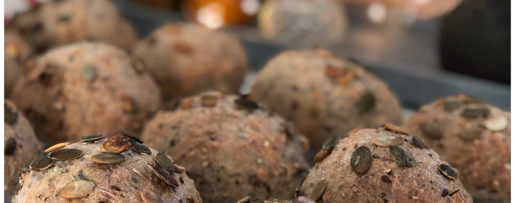 Lækre luftige glutenfrie boller